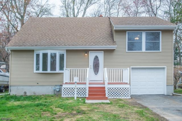 149 Fieldcrest Rd, Parsippany-Troy Hills Twp., NJ 07054 (#3549798) :: Jason Freeby Group at Keller Williams Real Estate