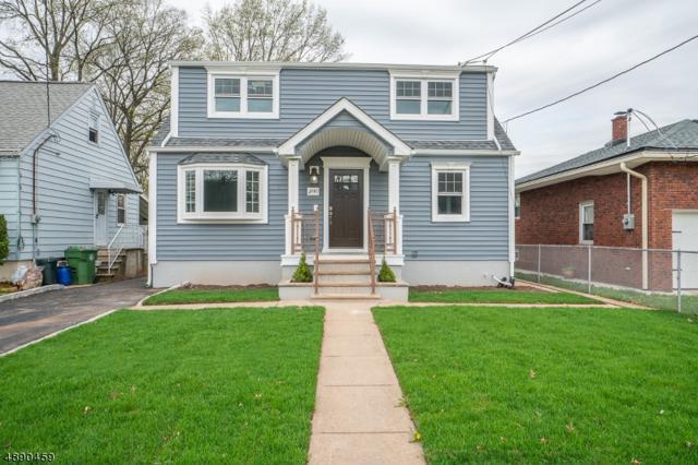 2141 Fay Ave, Linden City, NJ 07036 (MLS #3550027) :: The Dekanski Home Selling Team