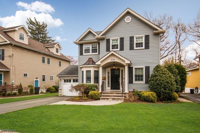 234 Virginia St, Westfield Town, NJ 07090 (MLS #3550264) :: The Dekanski Home Selling Team