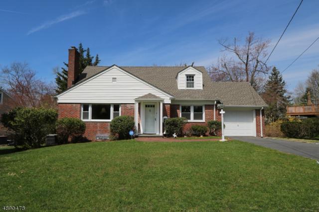 10 Stonewood Pky, Verona Twp., NJ 07044 (MLS #3550400) :: Zebaida Group at Keller Williams Realty