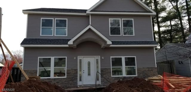 1084 Briarcliff Dr, Rahway City, NJ 07065 (MLS #3550480) :: The Dekanski Home Selling Team
