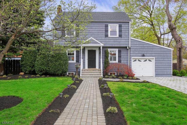 202 Elizabeth Ave, Cranford Twp., NJ 07016 (MLS #3550512) :: Radius Realty Group