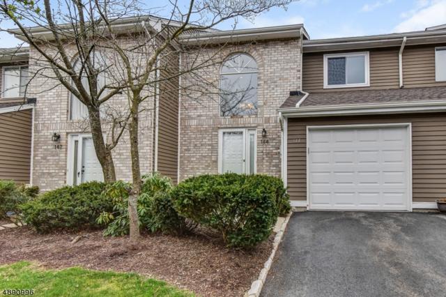 144 Castle Ridge Dr, East Hanover Twp., NJ 07936 (MLS #3550528) :: SR Real Estate Group