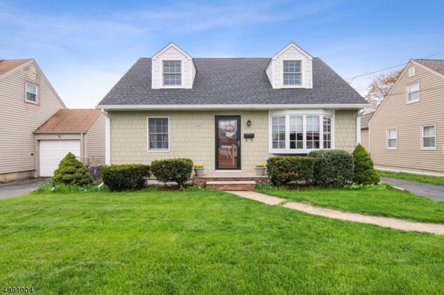 112 North Michigan Avenue, Kenilworth Boro, NJ 07033 (MLS #3550538) :: The Dekanski Home Selling Team