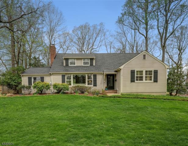280 Fairmount Ave, Chatham Boro, NJ 07928 (MLS #3550588) :: SR Real Estate Group