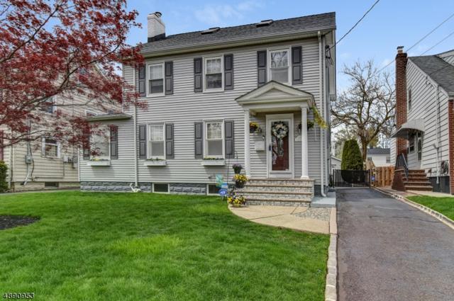 1020 Sterling Rd, Union Twp., NJ 07083 (MLS #3550626) :: The Dekanski Home Selling Team