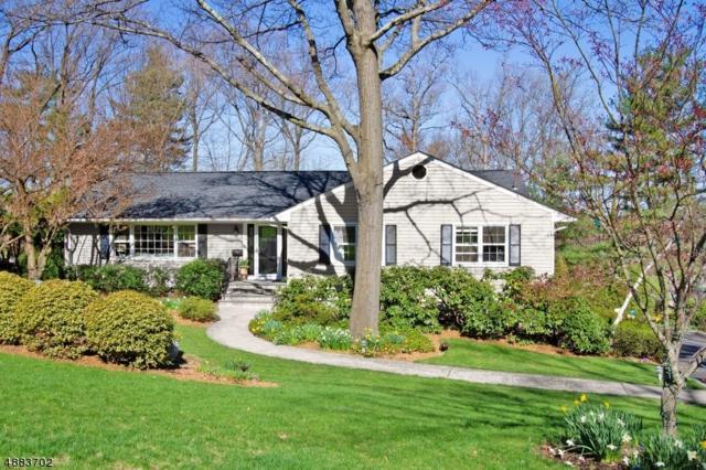 20 Crest Dr, Berkeley Heights Twp., NJ 07974 (MLS #3550636) :: The Dekanski Home Selling Team