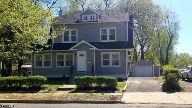 800 Central St, Plainfield City, NJ 07062 (MLS #3550701) :: Zebaida Group at Keller Williams Realty