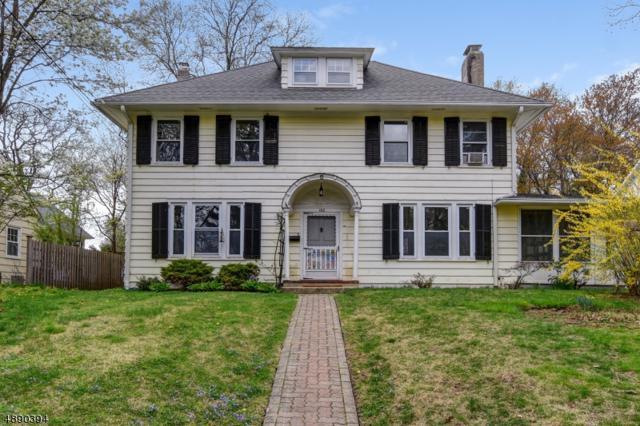 100 Forest Road, Fanwood Boro, NJ 07023 (MLS #3550735) :: The Dekanski Home Selling Team