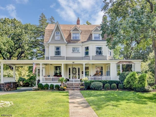 445 Park St, Montclair Twp., NJ 07043 (MLS #3550811) :: Coldwell Banker Residential Brokerage