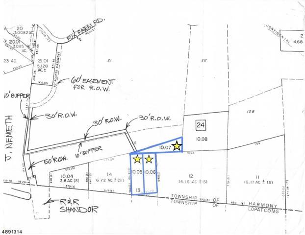 0 Scotts Mountain, Phillipsburg Town, NJ 08865 (MLS #3550888) :: Coldwell Banker Residential Brokerage