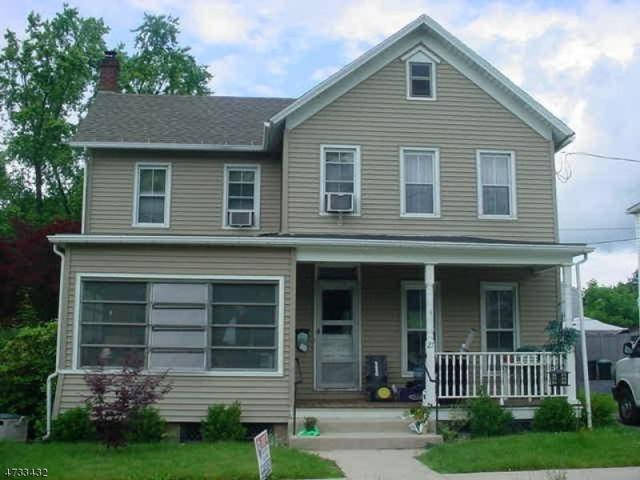 27 Palmer St, Roxbury Twp., NJ 07850 (MLS #3551534) :: REMAX Platinum