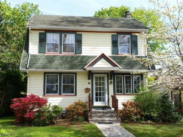 6 Hathaway Pl, Glen Ridge Boro Twp., NJ 07028 (MLS #3552109) :: Coldwell Banker Residential Brokerage