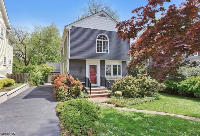 50 Hedges Ave, Chatham Boro, NJ 07928 (MLS #3552590) :: The Sue Adler Team