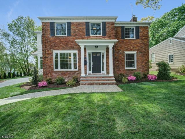 2 Hickory Dr, Maplewood Twp., NJ 07040 (MLS #3552789) :: The Sue Adler Team