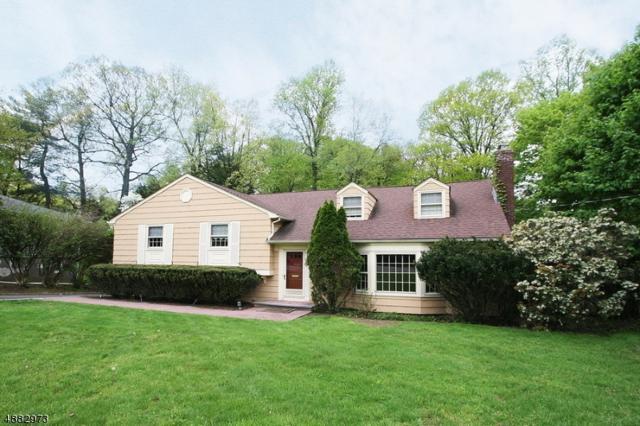 131 White Oak Ridge Rd, Millburn Twp., NJ 07078 (MLS #3553447) :: The Dekanski Home Selling Team