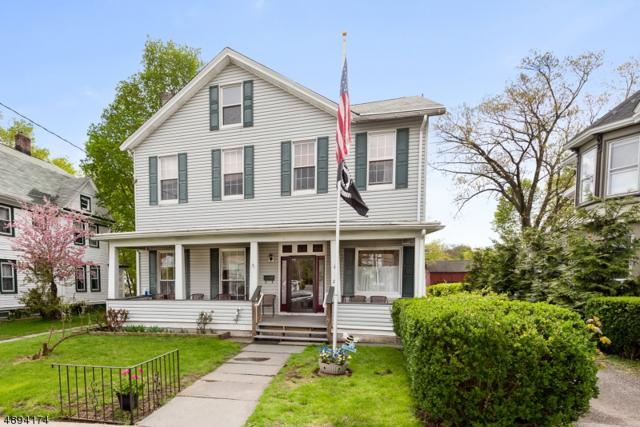 24 Orchard St, Dover Town, NJ 07801 (MLS #3553671) :: Zebaida Group at Keller Williams Realty