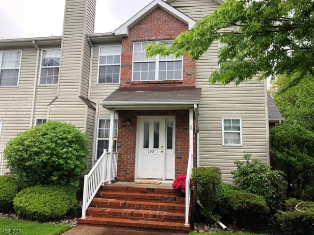 157 Vasser Dr, Piscataway Twp., NJ 08854 (MLS #3554193) :: The Debbie Woerner Team
