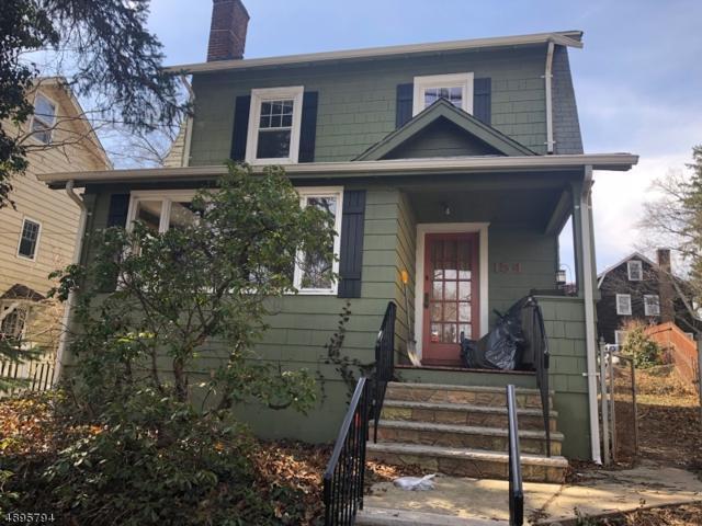 154 Essex Ave, Glen Ridge Boro Twp., NJ 07028 (MLS #3556107) :: Coldwell Banker Residential Brokerage
