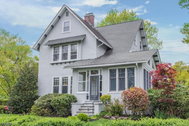 14 Princeton Place, Montclair Twp., NJ 07043 (MLS #3556431) :: The Sue Adler Team