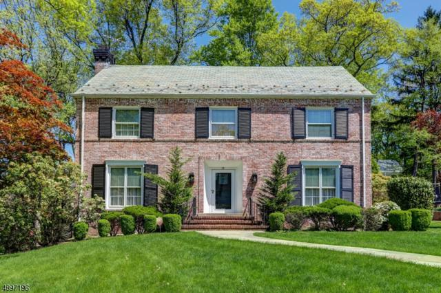 19 Overhill Rd, South Orange Village Twp., NJ 07079 (MLS #3556759) :: The Sue Adler Team