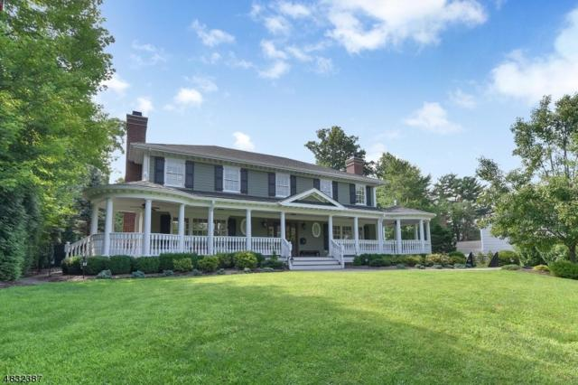 17 Farbrook Drive, Millburn Twp., NJ 07078 (MLS #3556781) :: The Dekanski Home Selling Team