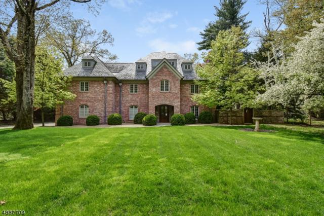 18 Joanna Way, Millburn Twp., NJ 07078 (MLS #3556804) :: The Dekanski Home Selling Team