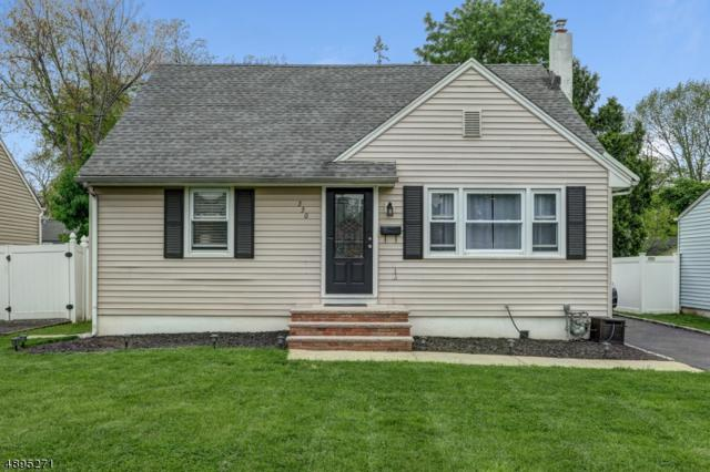 330 Myrtle Ave, Scotch Plains Twp., NJ 07076 (#3556850) :: Daunno Realty Services, LLC
