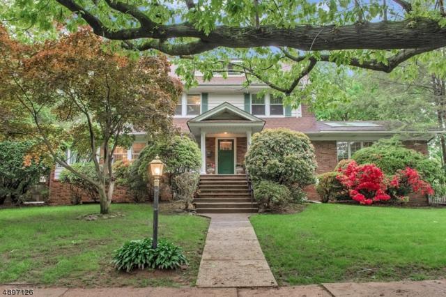 584 Ridgewood Ave, Glen Ridge Boro Twp., NJ 07028 (MLS #3557037) :: Coldwell Banker Residential Brokerage