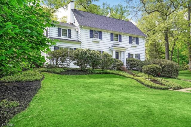 45 North Road, Millburn Twp., NJ 07078 (MLS #3557049) :: The Dekanski Home Selling Team
