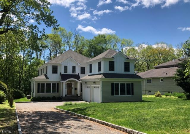 402 White Oak Ridge Rd, Millburn Twp., NJ 07078 (MLS #3557166) :: The Dekanski Home Selling Team