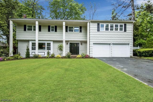 407 Irving Ave, South Orange Village Twp., NJ 07079 (MLS #3557303) :: The Sue Adler Team