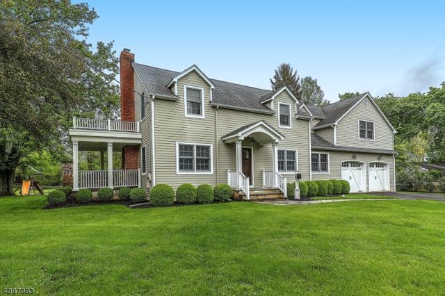 1 N Linden Ln, Mendham Boro, NJ 07945 (MLS #3557381) :: The Dekanski Home Selling Team
