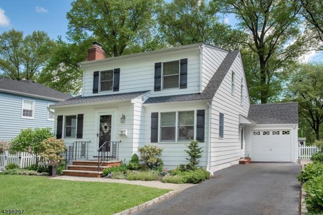 5 Iris Rd, Summit City, NJ 07901 (MLS #3557542) :: Coldwell Banker Residential Brokerage