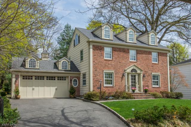 7 Curtis Pl, Maplewood Twp., NJ 07040 (MLS #3557969) :: The Sue Adler Team