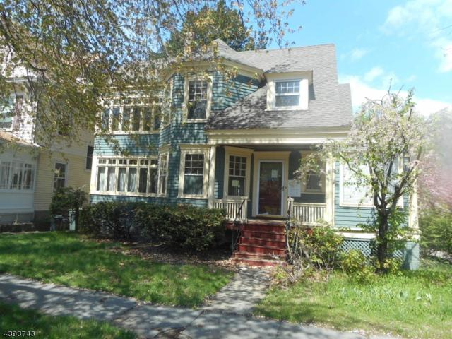 101 Ward Pl, South Orange Village Twp., NJ 07079 (MLS #3558005) :: The Sue Adler Team