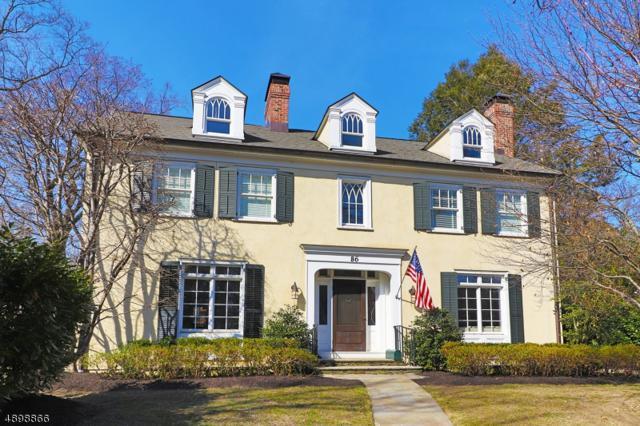 86 Hobart Ave, Summit City, NJ 07901 (MLS #3558161) :: Coldwell Banker Residential Brokerage