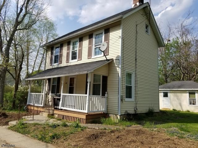 44 West St, Bloomsbury Boro, NJ 08804 (MLS #3558187) :: SR Real Estate Group