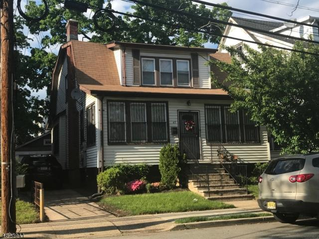 47 Marion Ave, Newark City, NJ 07106 (MLS #3558213) :: Zebaida Group at Keller Williams Realty