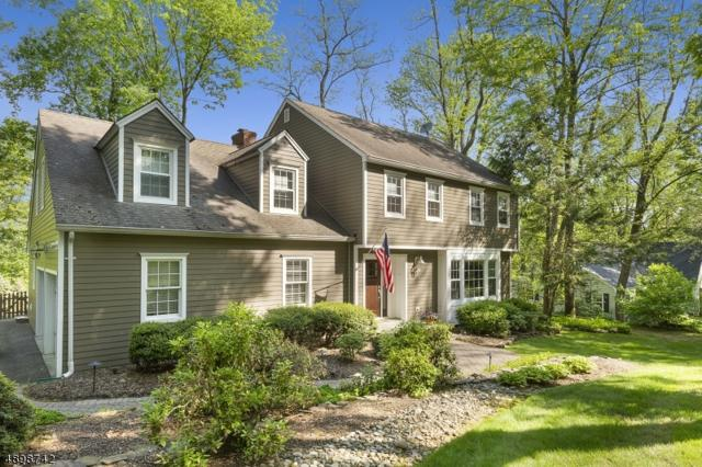 140 Magna Dr, Long Hill Twp., NJ 07933 (MLS #3558322) :: The Sue Adler Team