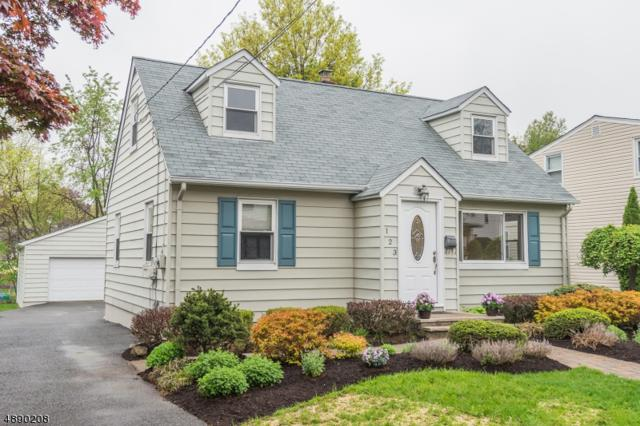 123 Oxford Ave, Boonton Town, NJ 07005 (MLS #3558325) :: The Sue Adler Team