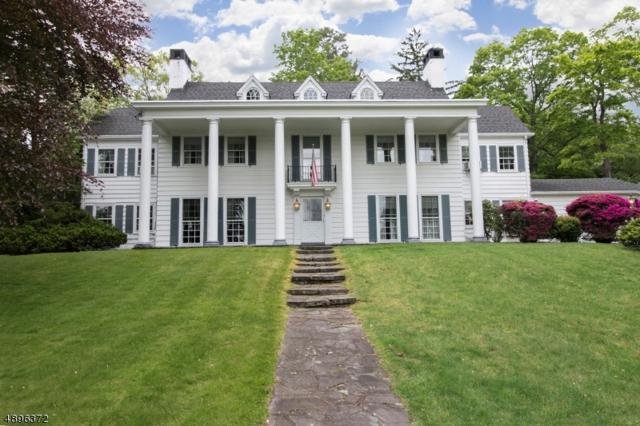 168 Prospect St, Ridgewood Village, NJ 07450 (MLS #3558344) :: William Raveis Baer & McIntosh