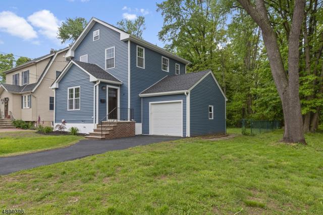 37 Wade Ave, Cranford Twp., NJ 07016 (#3558594) :: Daunno Realty Services, LLC