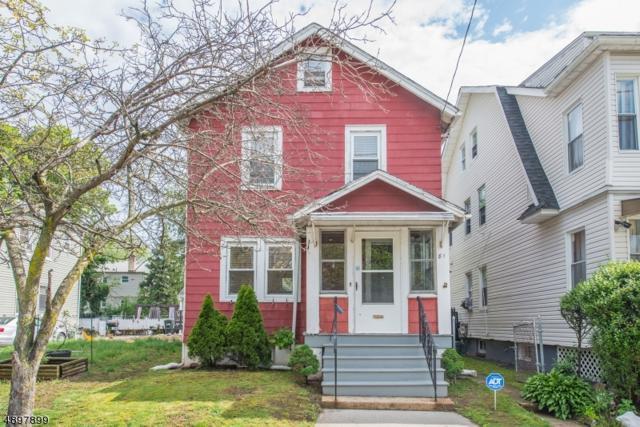 81 Mitchell St, West Orange Twp., NJ 07052 (MLS #3558729) :: Coldwell Banker Residential Brokerage