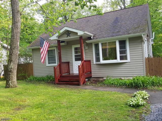 43 Lonaconing Rd, Vernon Twp., NJ 07422 (MLS #3558752) :: SR Real Estate Group