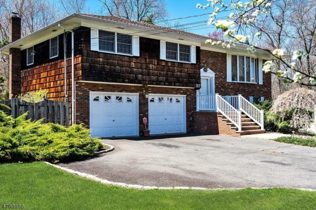 57 Brookside Ter, Clark Twp., NJ 07066 (#3558860) :: Daunno Realty Services, LLC