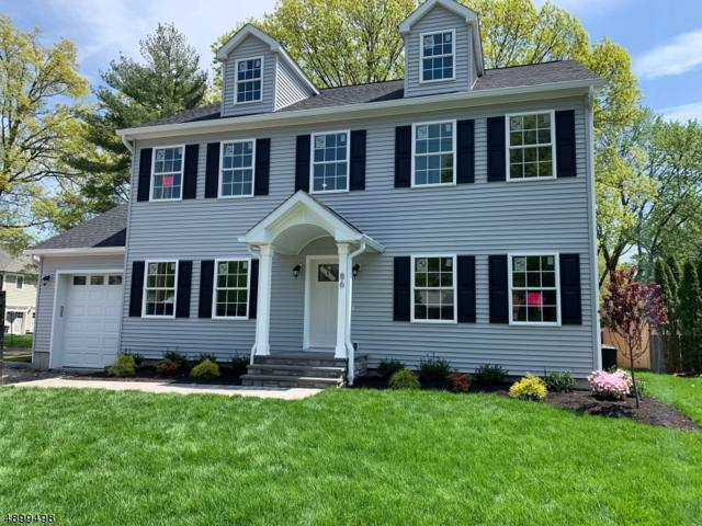 86 Cottage Pl, Westfield Town, NJ 07090 (MLS #3558967) :: The Sue Adler Team