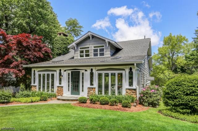 34 Meyersville Rd, Chatham Twp., NJ 07928 (MLS #3558991) :: Coldwell Banker Residential Brokerage