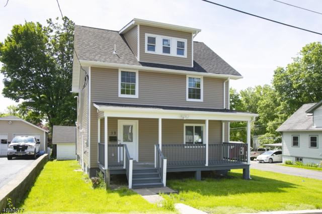 12 Grove St, Sussex Boro, NJ 07461 (MLS #3559005) :: Coldwell Banker Residential Brokerage