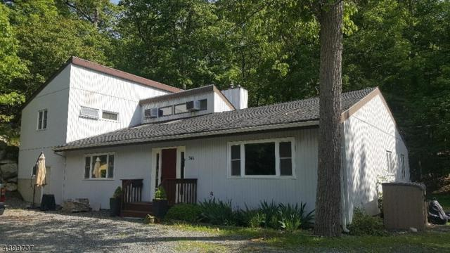 341 Lakeside Av, Hopatcong Boro, NJ 07821 (MLS #3559226) :: Weichert Realtors